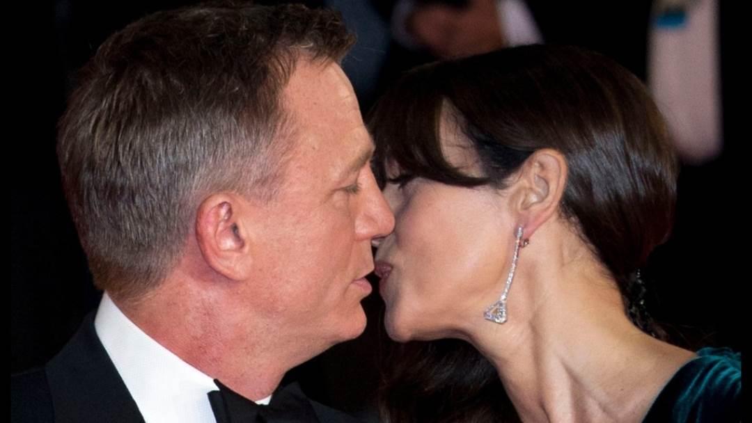 Daniel Craig i Monica Bellucci