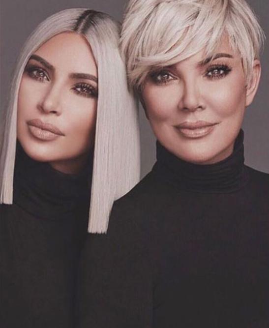 Kim Kardashian i Kris Jenner