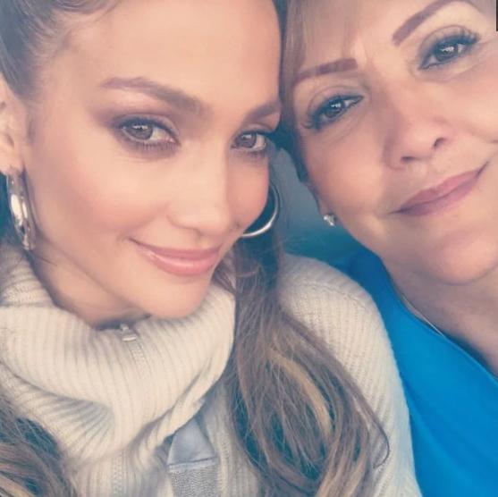 Jennifer Lopez i Guadalupe Rodriguez