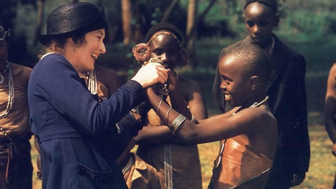 Film Moja Afrika