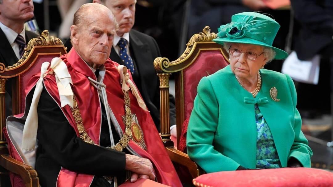 Kraljica Elizabeta i princ Philip