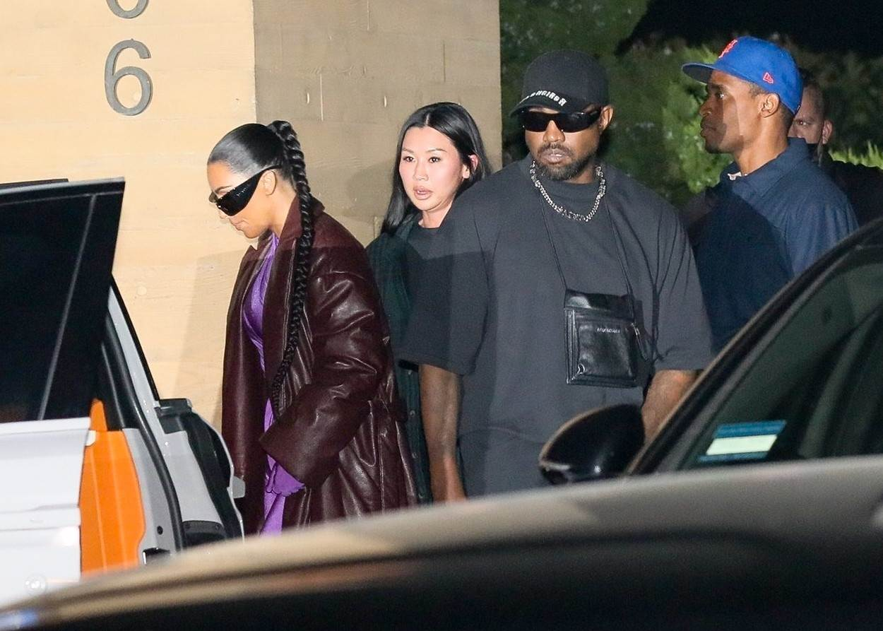 Kim Kardashian i Kanye West - Profimedia