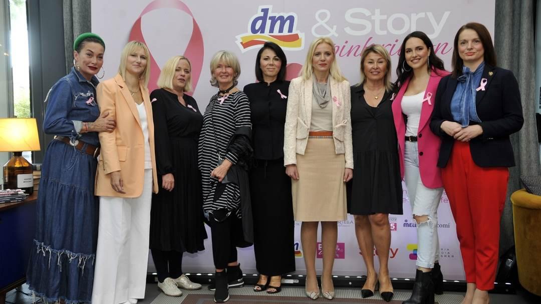 dm & Story Pink Ribbon 2021