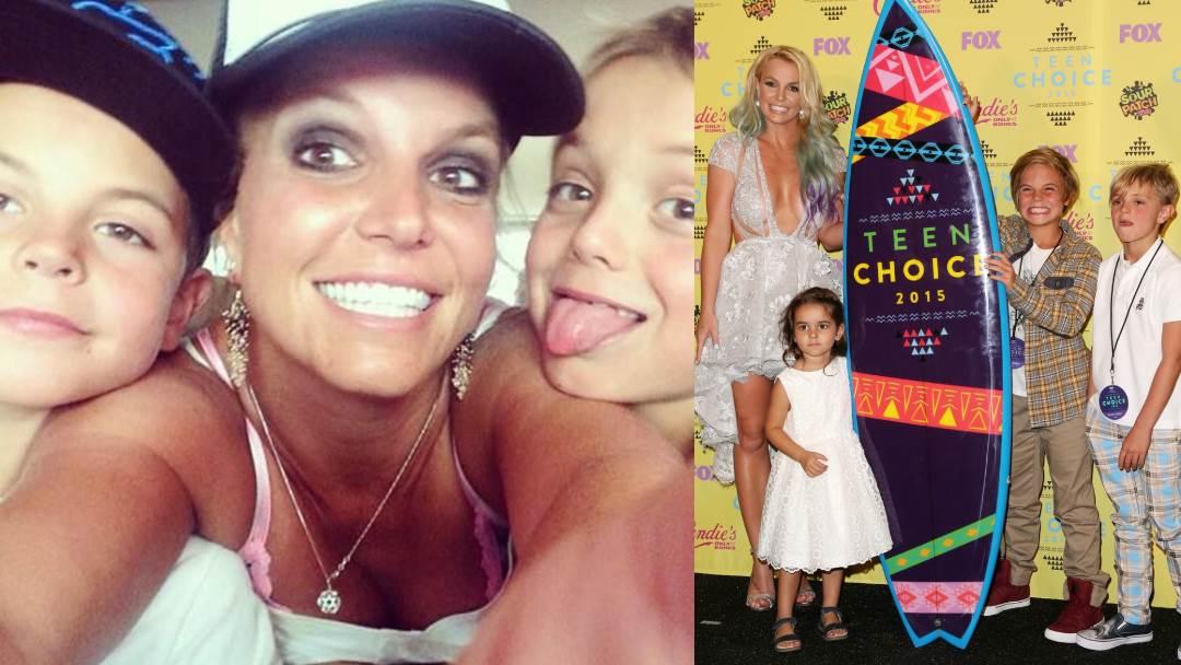 Sinovi Britney Spears