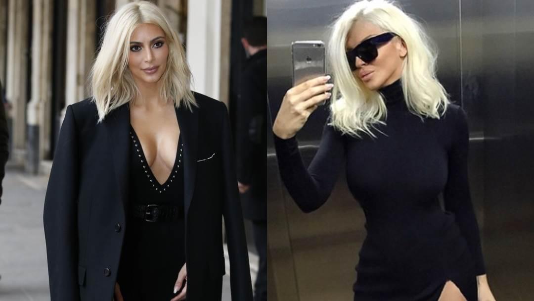 Kim Kardashian i Jelena Karleuša