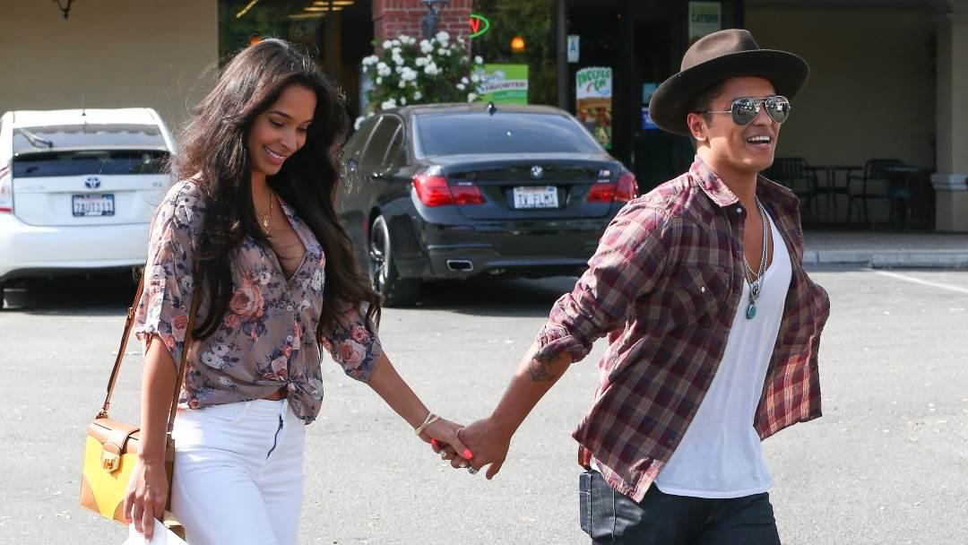Jessica Caban i Bruno Mars