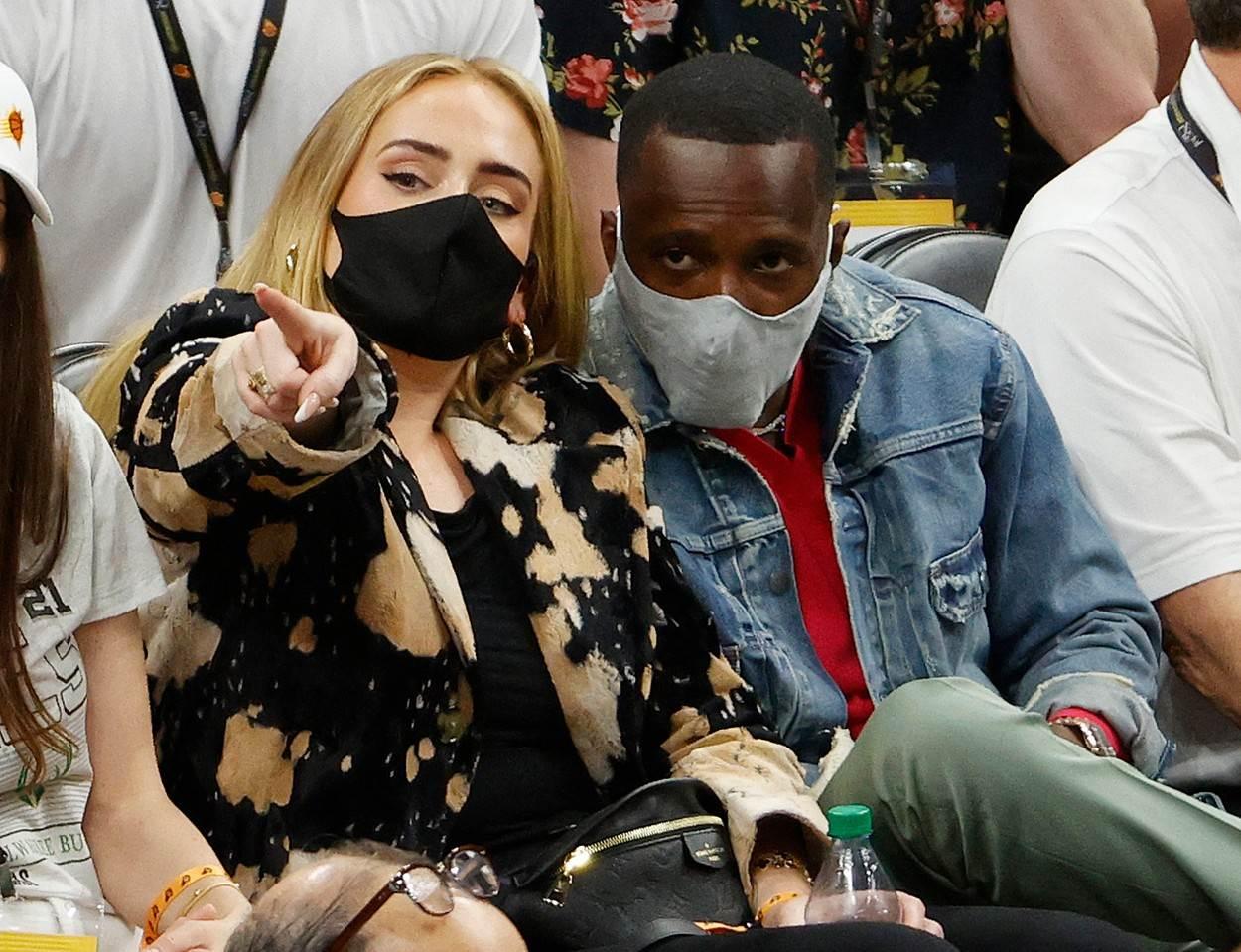Adele i Rich Paul
