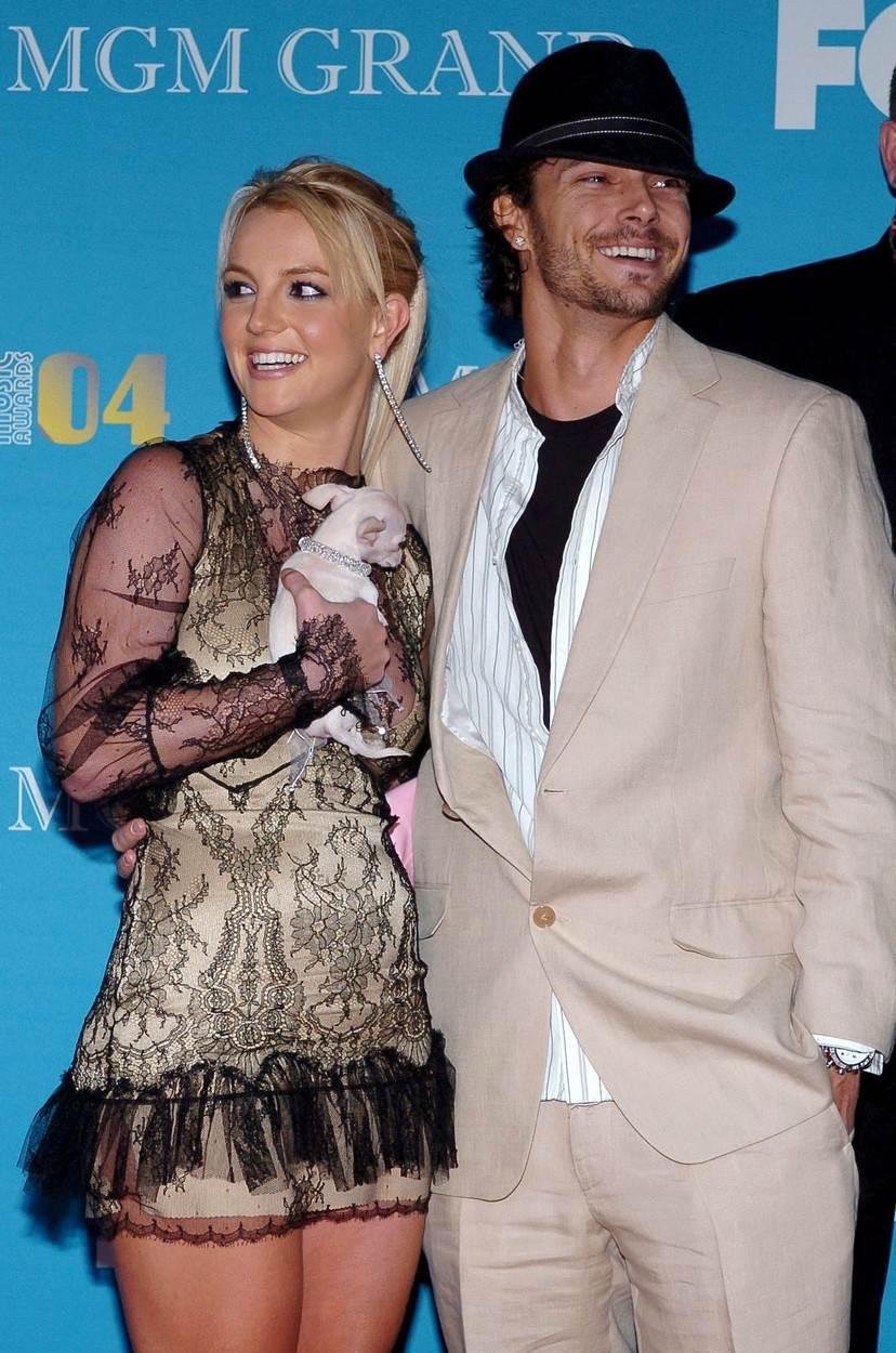 Britney Spears i Kevin Federline