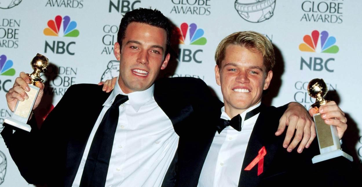 Ben Affleck i Matt Damon