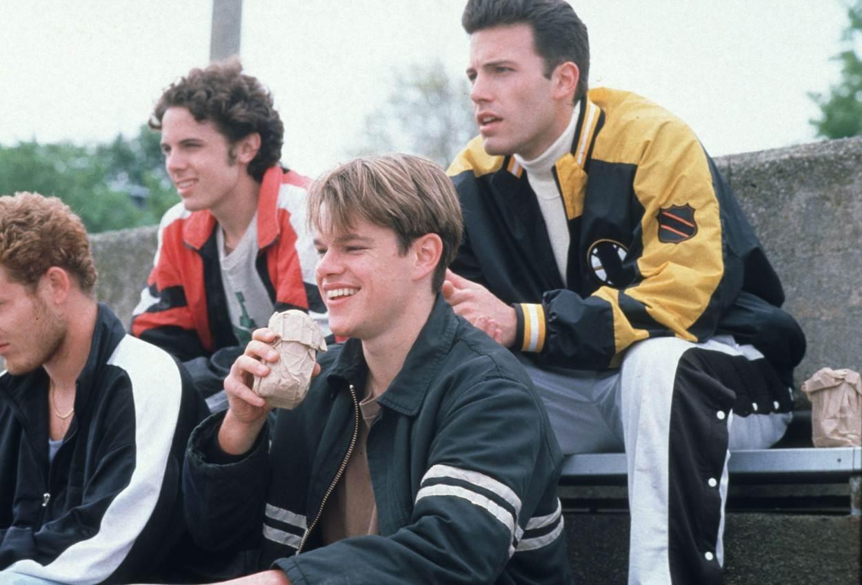 Matt Damon i Ben Affleck - Profimedia