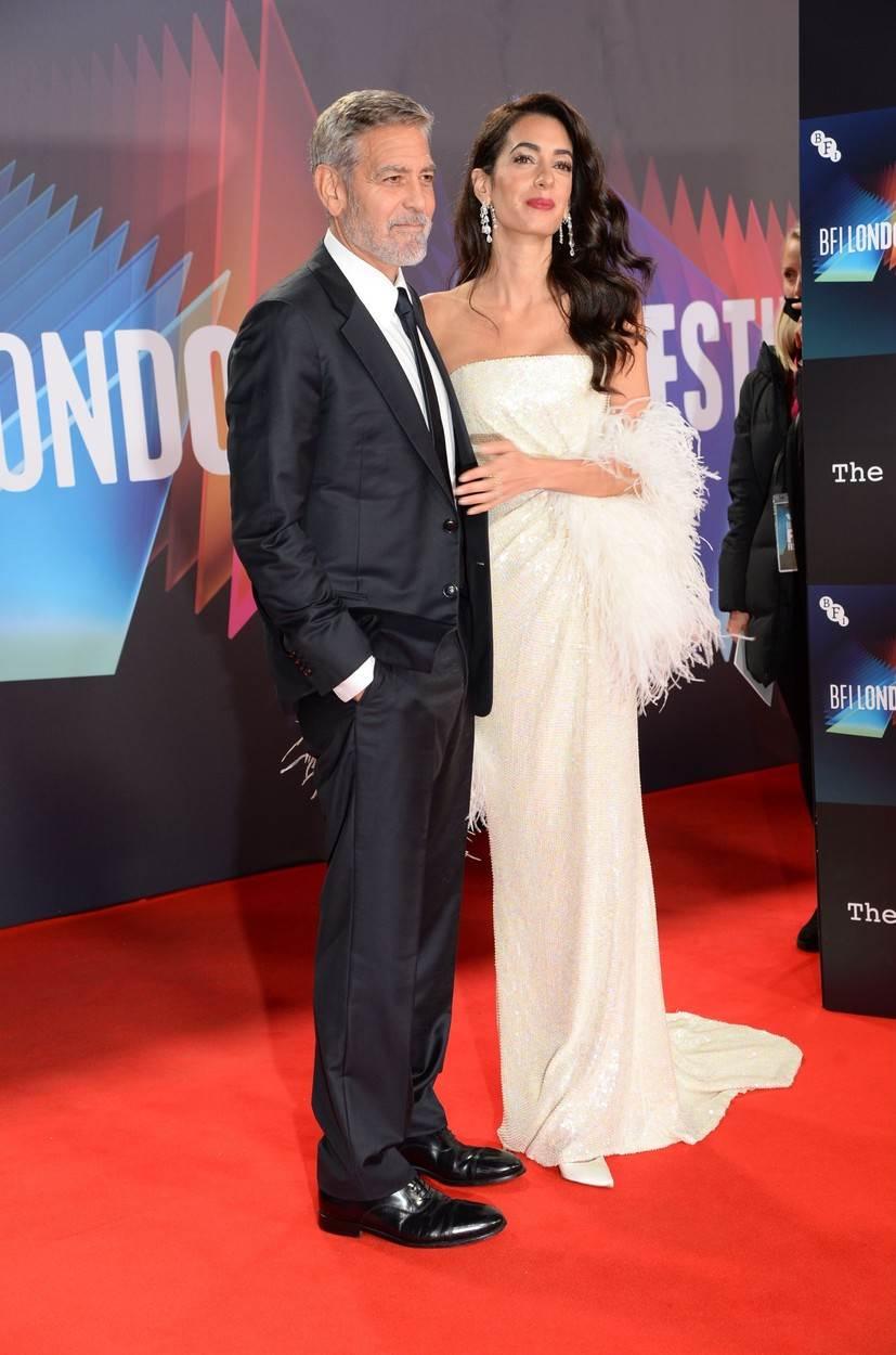 George i Amal Clooney