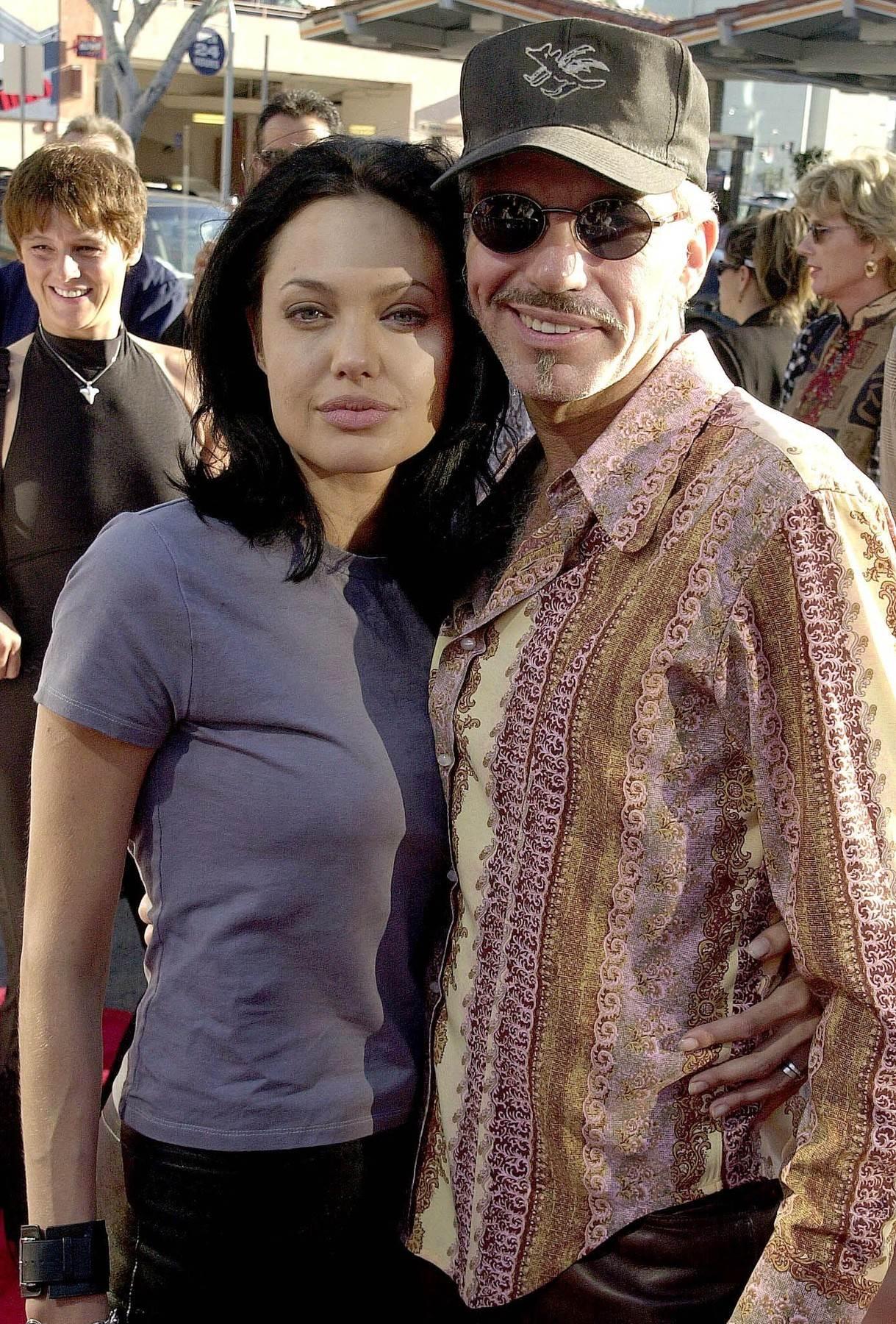 Angelina Jolie i Billly Bob Thornton
