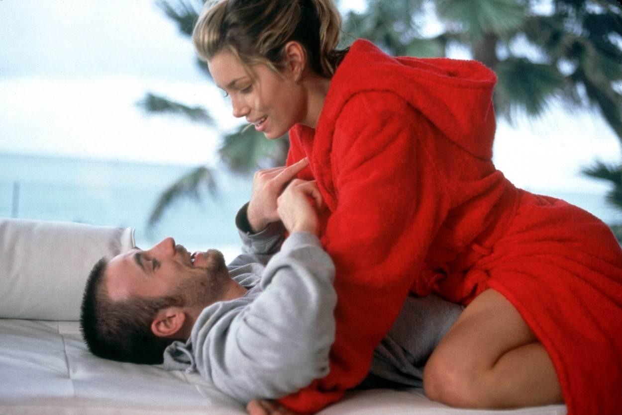 Chris Evans i Jessica Biel