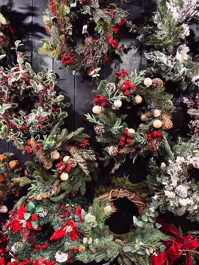 božićni ukrasi