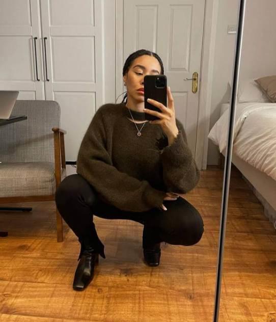 Tajice i džemper
