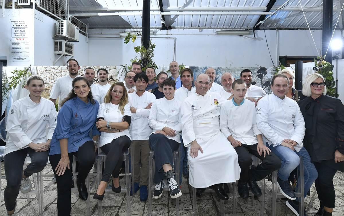 Chefovi festivala Chefovi festivala Taste the Mediterranean 2021.