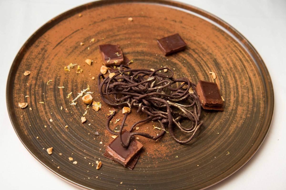 Čokoladna rapsodija Claudea Krajnera