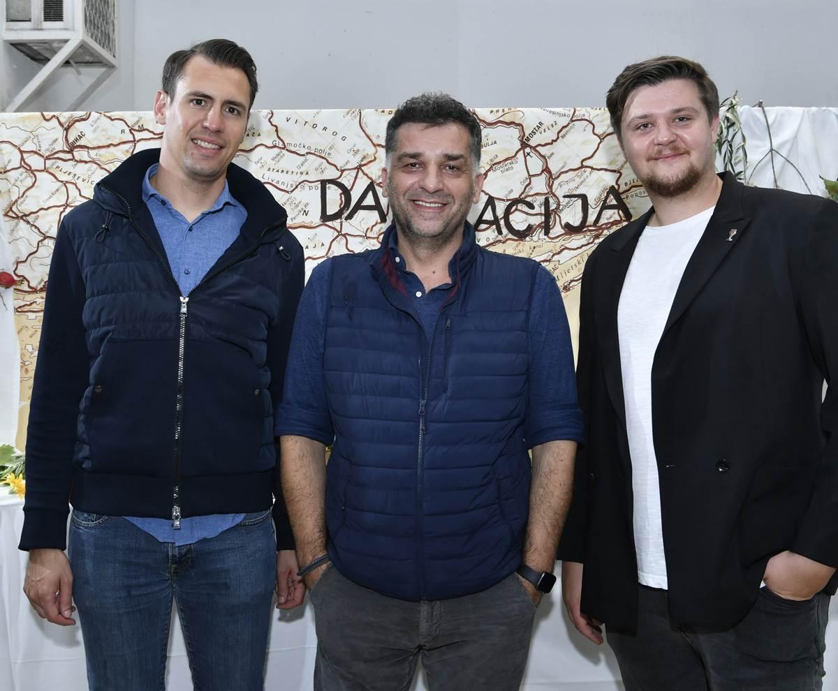 Filip Verbanac, Danis Tanović i Kruno Rozić