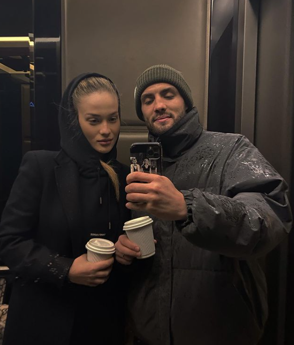 Izabel Kovačić i Mateo Kovačić