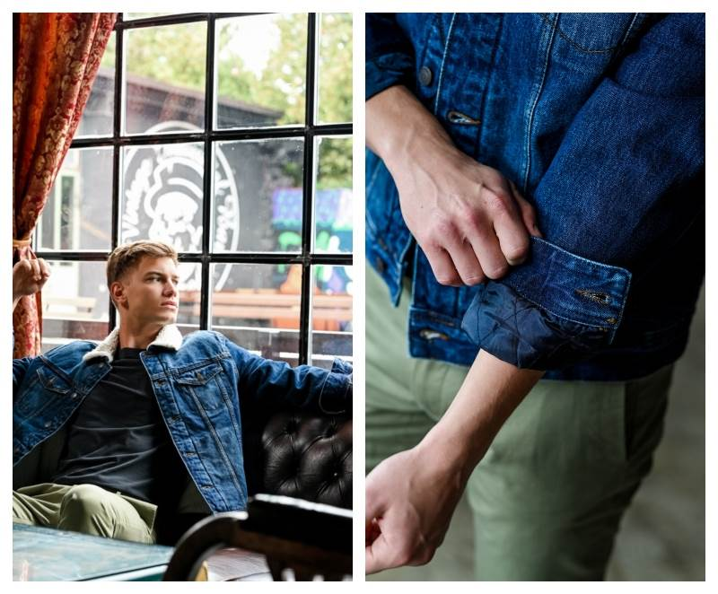 Designer Outlet Croatia: Springfield traper jakna (Fifty) 599 kn – 60% 245 kn; Ralph Lauren hlače (Five Star Fashion) 1200 kn -30% 840 kn; Replay majica 500 kn – 40% 210 kn