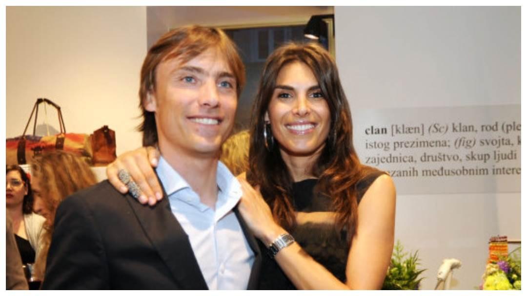 Dario Šimić i Jelena Šimić