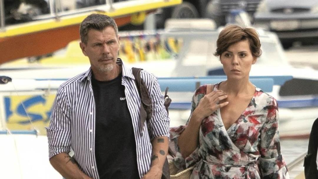 Zvonimir Boban i Marijana Gikić