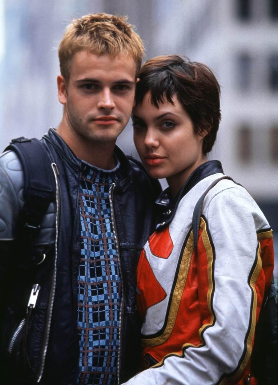 Jonny Lee Miller i Angelina Jolie