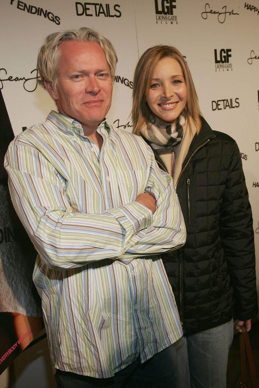 Lisa Kudrow i Michael Stern