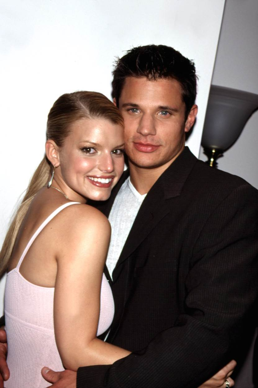 Jessica Simpson i Nick Lachey