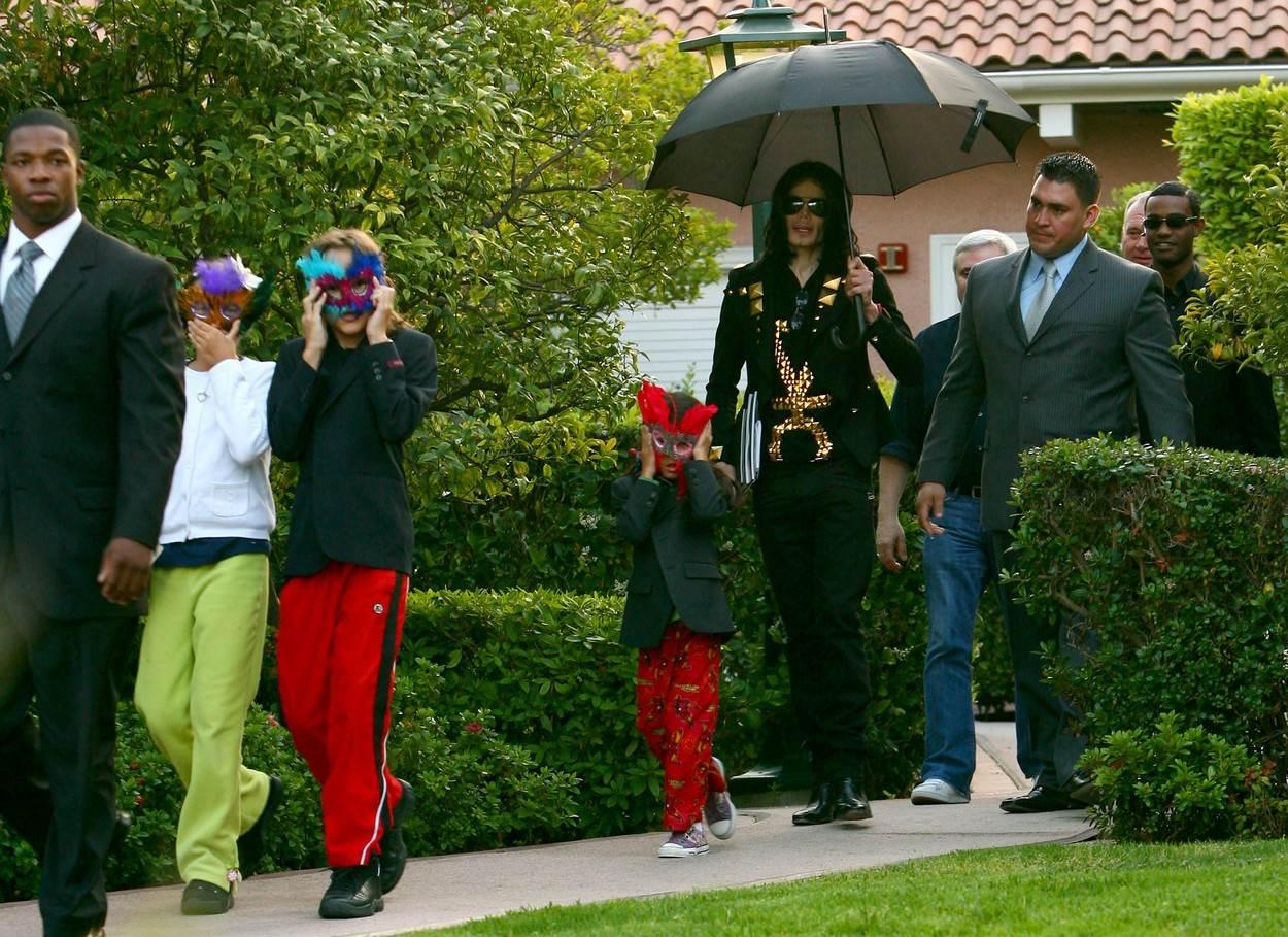 Djeca Michaela Jacksona