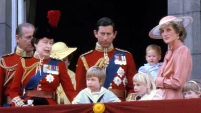 Princeza Diana i sinovi