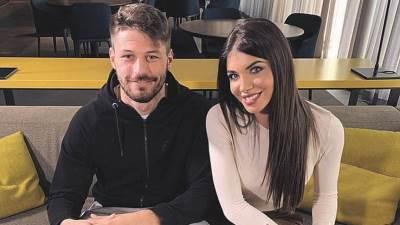 Iva Šarić i Bruno Petković