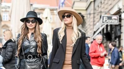 Ivona Glavaš i Lara Razmilić
