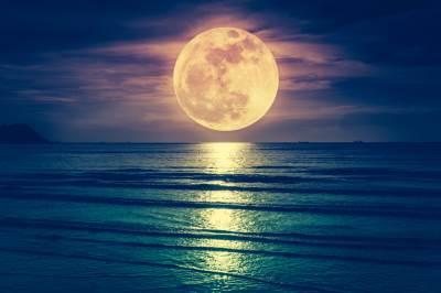 Puni mjesec